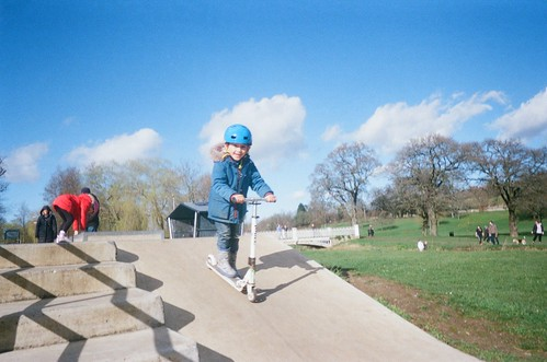 Scooting | by Jamie Kitson