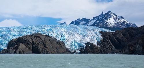 Grey Glacier, Chile | by Steven Rowe2