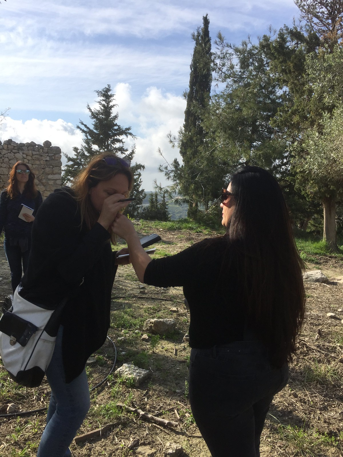 My Students Rock! Fougere Week-Long Course March 24-28, 2019 Perfume Trail in Park Adamit