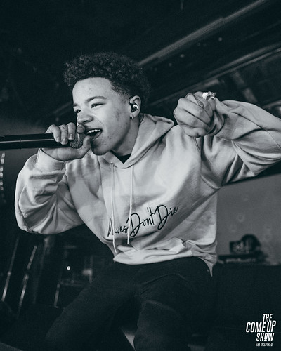 Lil Mosey   by thecomeupshow