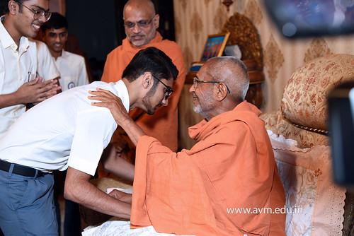 Std-10-11-12-visit-to-Haridham-for-Swamishree's-Blessings-(27)   by Atmiya Vidya Mandir