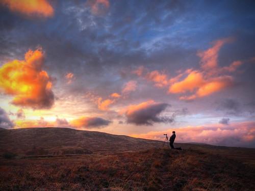scotland escocia escòcia glencoe núvols nubes skies capvespre atardecer sunset landscape paisatge paisaje nwn