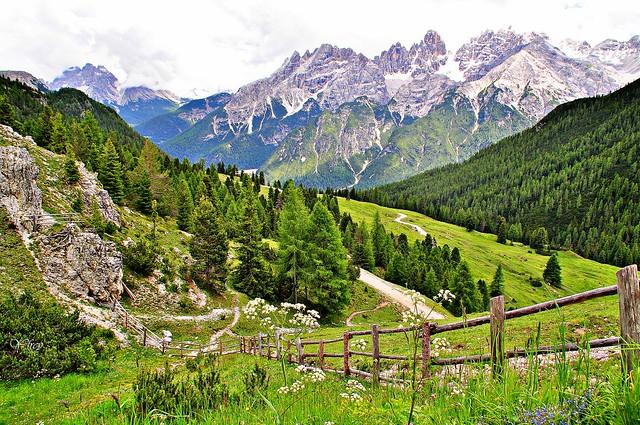 1/2 Plätzerwiese - Dolomites Italie