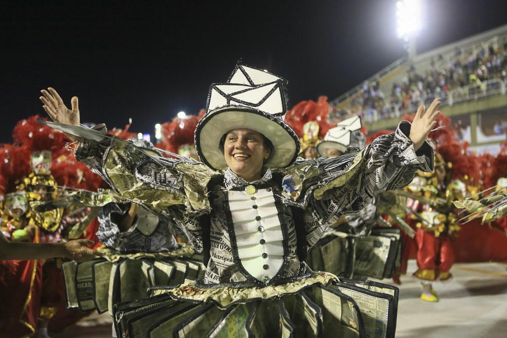 Carnaval Rio 2019 - Unidos do Porto da Pedra -  Raphael David    Riotur
