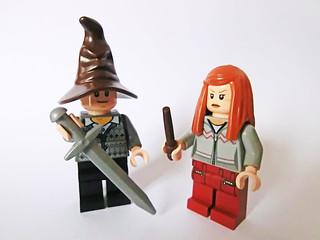 Neville & Ginny   by Ptéra