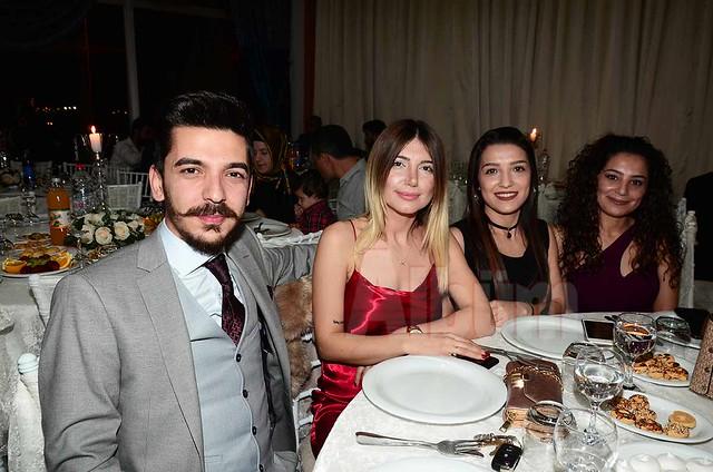 Ahmet Erdemir, Betül Albey, Ecem Koçak, Sinem Koçak.