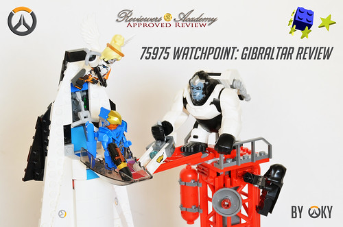 75975 Watchpoint: Gibraltar Review | by Oky - Space Ranger