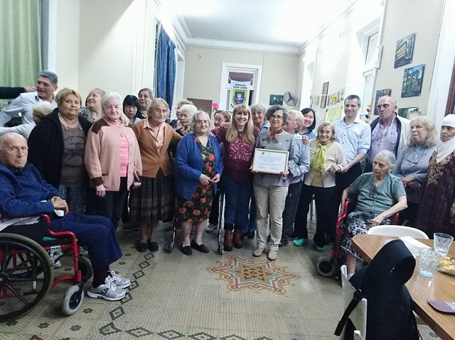 Argentina-2018-10-19-UPF-Argentina Observes International Day of Older Persons