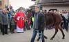 Blagoslovitev konj Komenda 2018