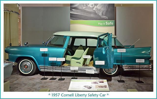 1957 Cornell-Liberty Safety Car