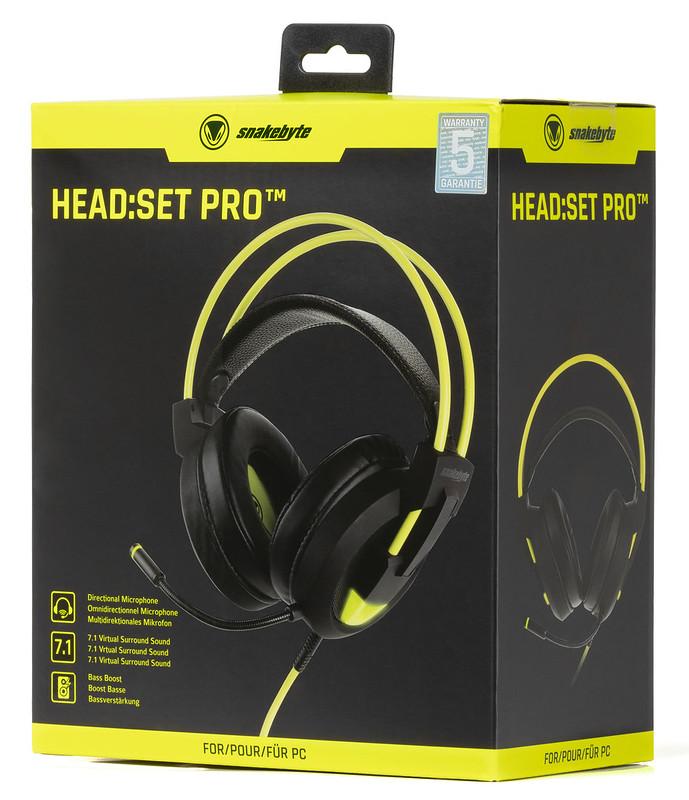 SB914119 snakebyte PC Head Set Pro Packaging 03