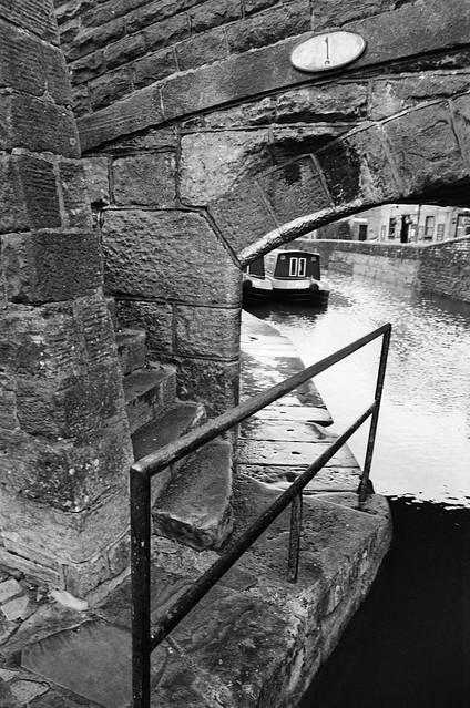 33 Skipton canal bridge