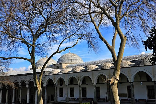 Topkapi Palace Museum, Istanbul - Turkey