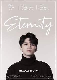 Ong Seong Wu Eternity in SG | by sgXCLUSIVE