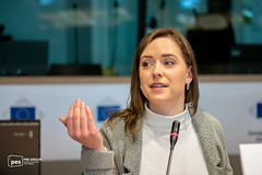 Thu, 03/21/2019 - 09:23 - Workshop organised by the PES Group in the European Committee of the Regions in the framework of 'School of Democracy', an initiative of the S&D Group in the European Parliament Brussels, 21 March 2019 © European Union /CoR Photo by Samy Benomran  More info on this event: pescor.eu