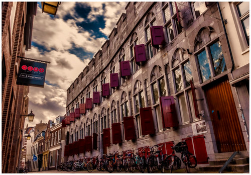 Colourful Utrecht | by tjep hahury