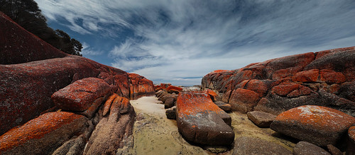 #7110 Bay of fires   by Rmonty119