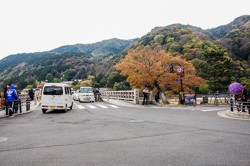 嵐山渡月橋 3