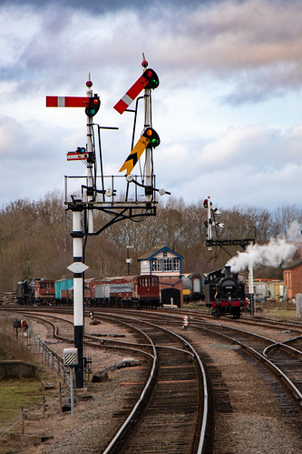 Swithland Sidings - GCR | by timz2011