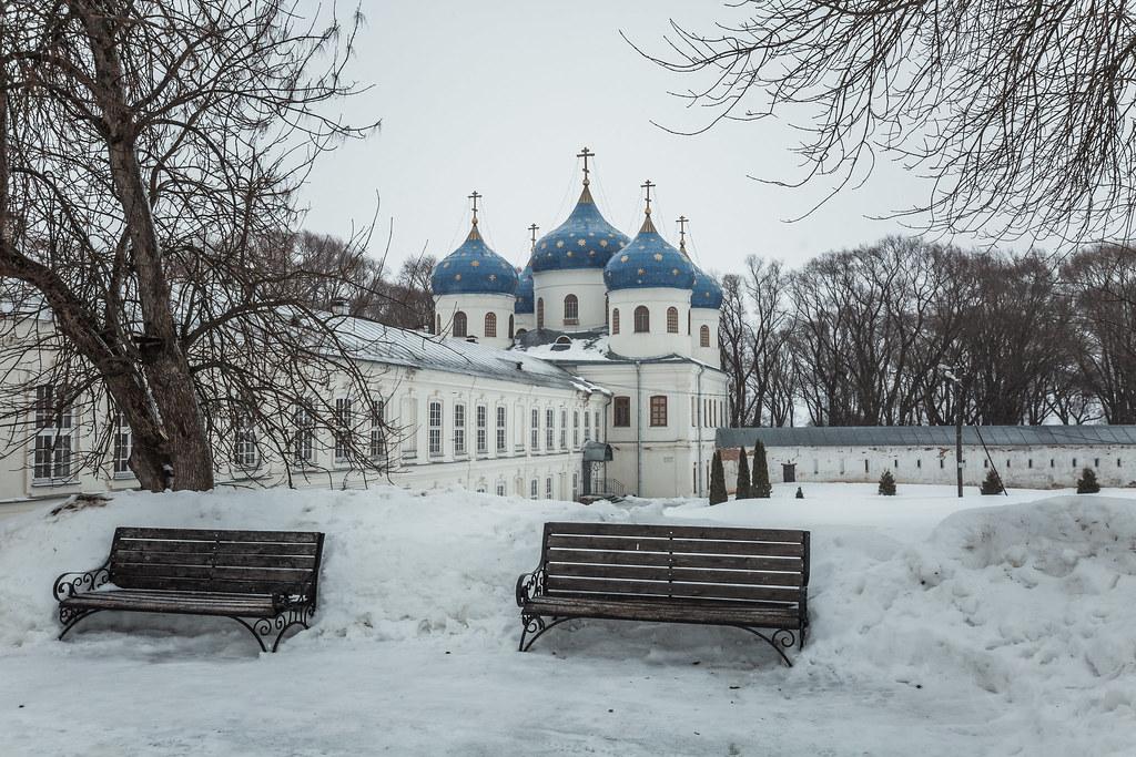 11 февраля 2019, Поездка Великий Новгород / 11 February 2019, Trip to Veliky Novgorod