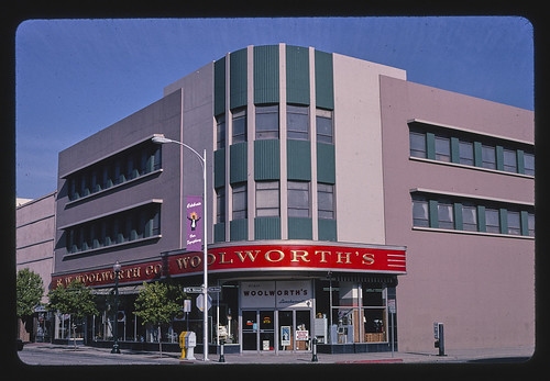 Woolworth's Antique Mall, Bakersfield, California (LOC) | by The Library of Congress