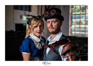 Steampunk Couple | by Eddy Summers