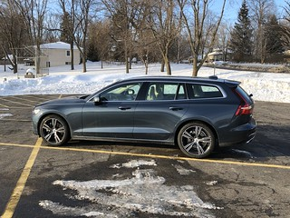2019 Volvo V60 T6 AWD Inscription | by Victory & Reseda