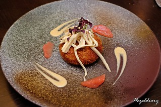 Opus Bar & grill-Hilton Singapore-Crab Cake | by Hazeldiary