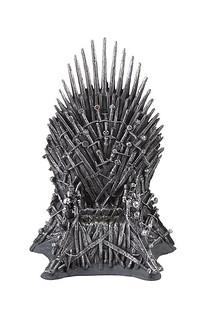 讓辦公室裡的所有人知道,誰才是這裡的老大!! Dark Horse《冰與火之歌:權力遊戲》鐵王座名片座 Iron Throne Business Card Holder