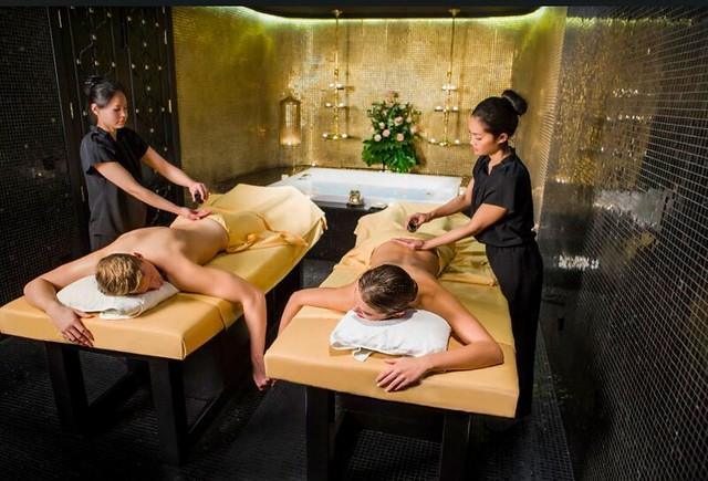 The Organic Spa masaje en pareja
