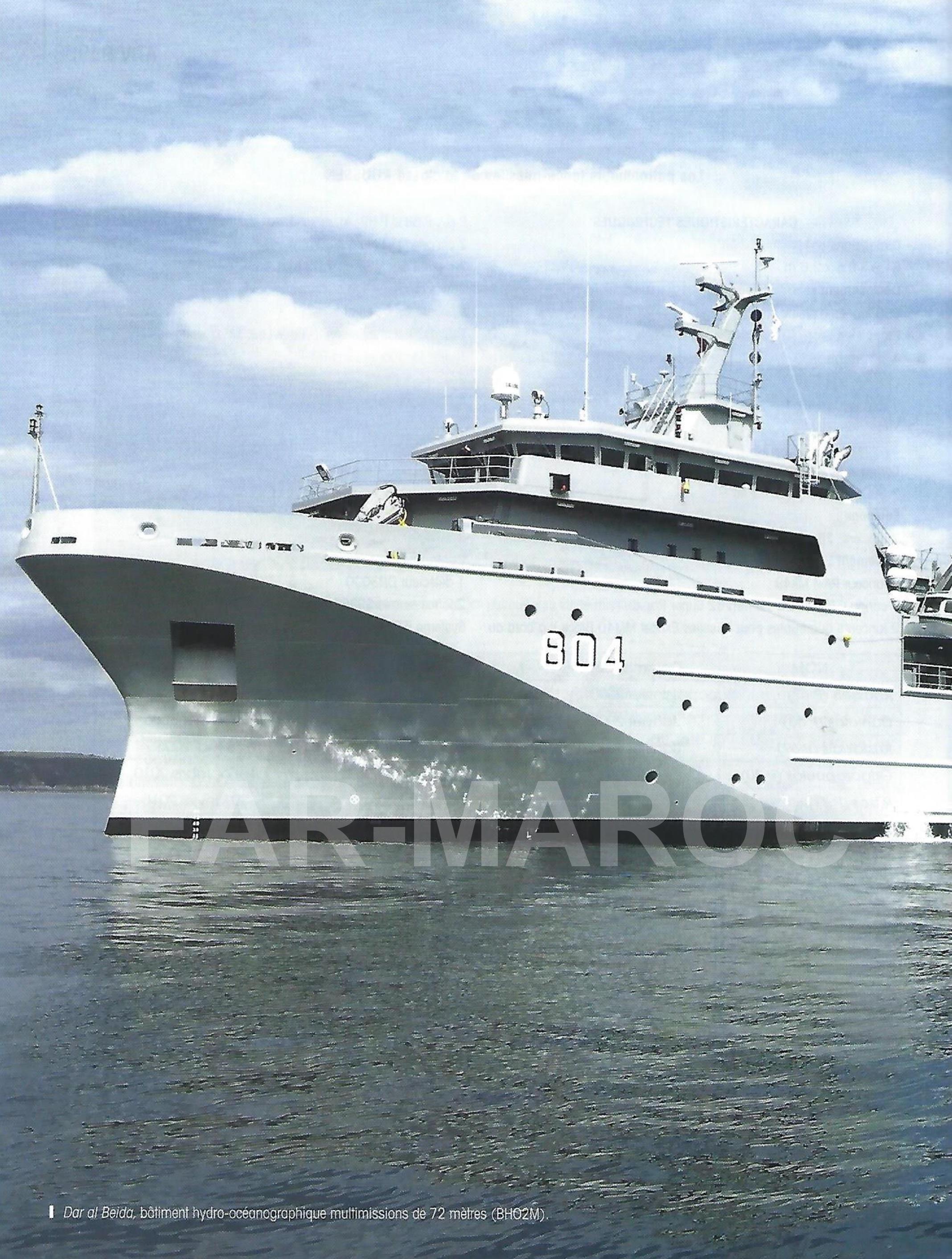 Articles à propos de la Marine Royale Marocaine 47545458942_ab22d8628c_o