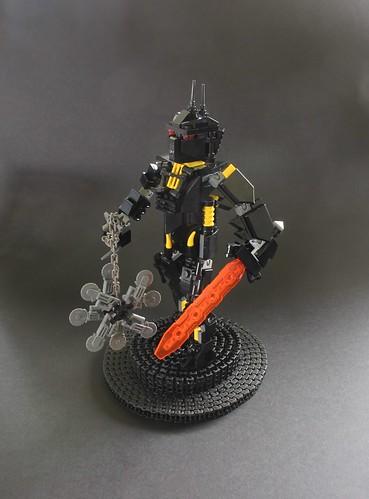 Blacktron Mech