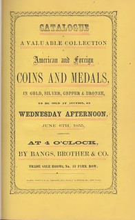 Bangs catalog June 6, 1855