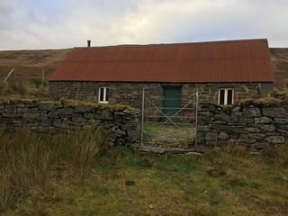 Bothy at Lochivraon   by malky_c
