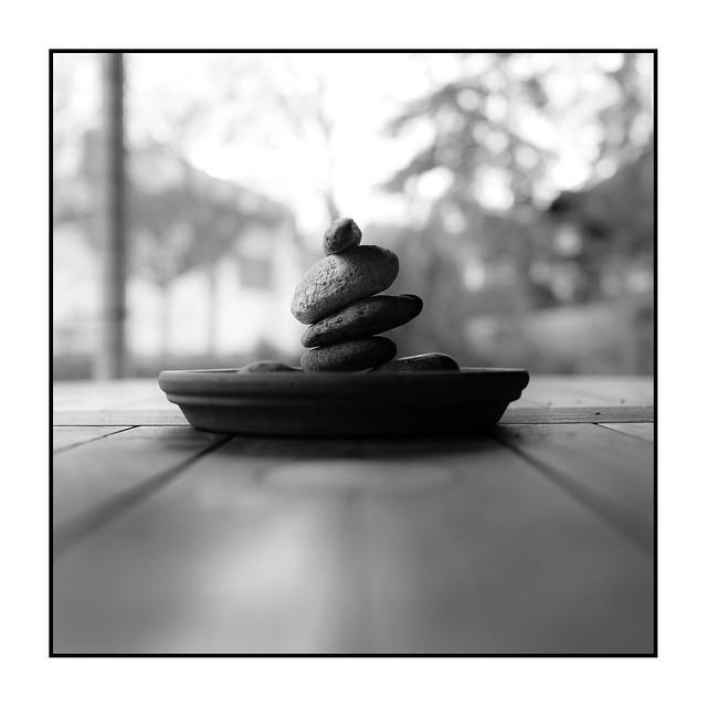 Thoughtful stones