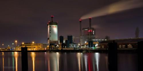 SWB Kraftwerk Hastedt - Bremen