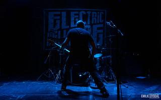 Electric Hellride | by Emilie Dybdal