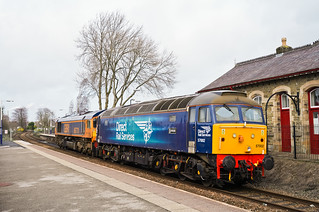 57002 'Rail Express' 66770   by Paul268869