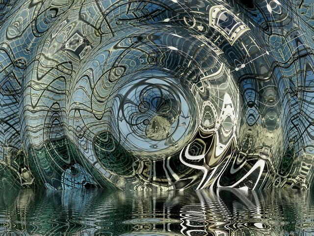 Aim @ An Aquatic Atrium