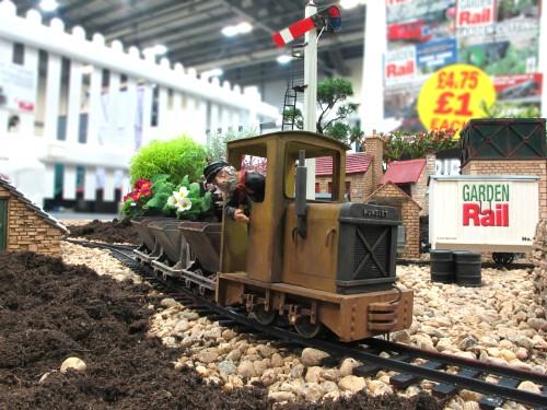 Garden Railway garden railway
