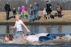 Hurricane Lake Polar Plunge 2019-22