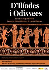 Exposició: 'D'Ilíades i Odissees'