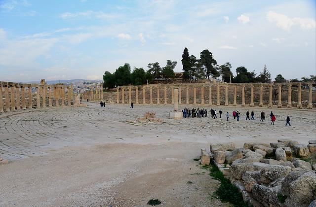 Jerash, Jordan, January 2018 396