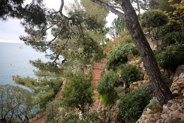 Jardins Saint Martin, Monaco
