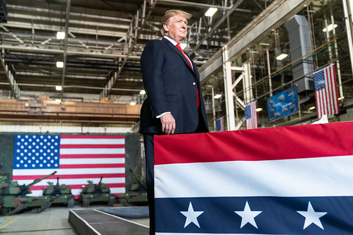 President Trump Delivers Remarks at Lima Army Tank Plant | by The White House