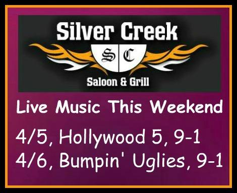 Silver Creek Poster 4-5-19
