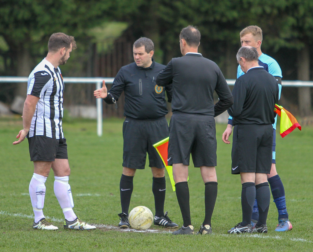 Buckingham Athletic v Codicote