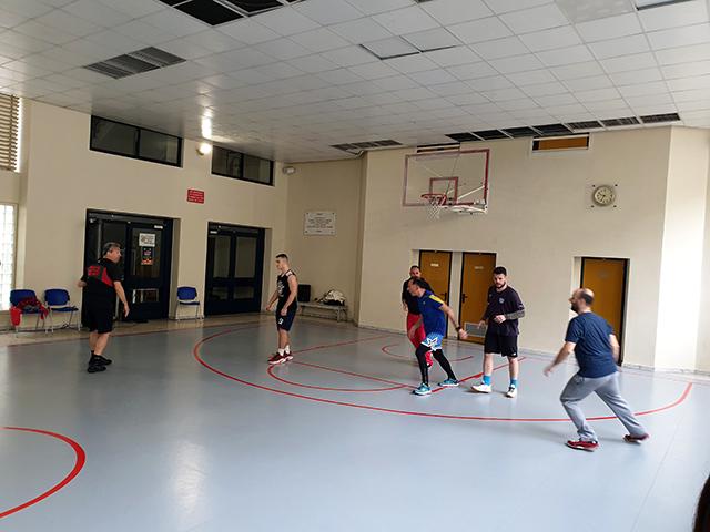 Πρωτάθλημα μπάσκετ 3x3 Αποφοίτων & μαθητών