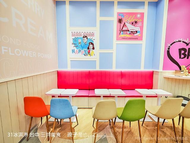 31冰淇淋 台中 三井美食 11