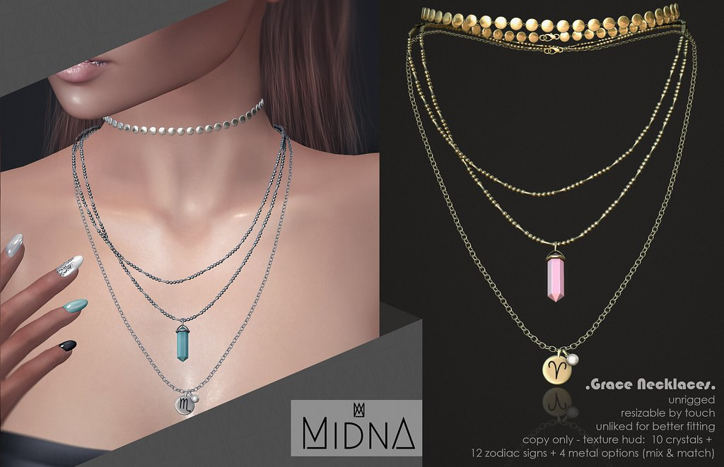 Midna – Grace Necklaces
